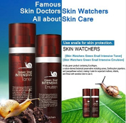 Skin Watchers green snail intensive emulsion 125ml / Health & Beauty / Skin Care / Cream / Moisturisers / personal makeup / korean beauty cosmetic