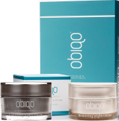 Obiqo Gift Box - Restoring Night Cream and Radiant Day Cream