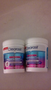 (PACK OF 2) CLEARASIL ULTRA RAPID ACTION PADS MAXIMUM STRENGTH, 4 HRS, 90 PADS