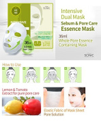 SCINIC intensive dual mask pore solution / Health & Beauty / Skin Care / Moisturisers / Mask Pack / mask / korean beauty cosmetic