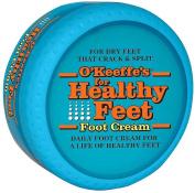 O'Keeffe's for Healthy Feet Foot Cream, 80ml per Jar