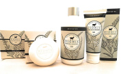 Dionis Body Lotion, Hand Cream & 2 Soap Unscented Set