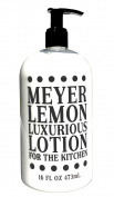 Greenwich Bay Meyer Lemon Lotion for the Kitchen Enriched with Shea Butter, Cocoa Butter, Virgin Olive Oil, Orange, Grapefruit and Lemon extracts470ml