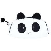 Mintbon Lovely Soft Plush Panda Pencil Pen Case Bag in Bag Cosmetic Makeup Bag Pouch