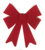 Bow (36cm x 50cm , Red)