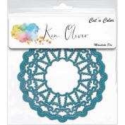 Ken Oliver Cut 'n Colour Die-Mandala