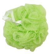 Divo Bath Sponge Body Gental Exfoliate Scrubber Puff Pouffe Spa Loofah Mesh Net Ball Loofah- 1 Pc