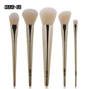 Kingfansion 5PCS Cosmetic Makeup Brush Eyeshadow Brushes