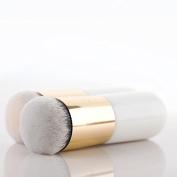 Pro Makeup Beauty Cosmetic Foundation Brushes Tool LA Face Powder Blush Brush