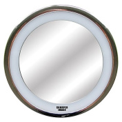 Sharper Image LED Anti-Fog Shower Mirror in Chrome Finish