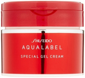 Shishedo Aqualabel Ge Moisture Special Gel Cream for Anti Ageing Skin 90 G by japan