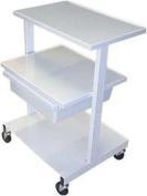 Offset Shelf Cart
