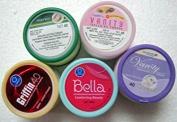 Set of 5 Spool Vanity, Organica, Gryphon, Vanity, Bella Eyebrow Threading Thread