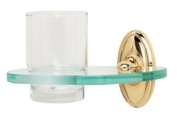 Alno A8070-BARC Classic Traditional Tumbler Holder, 15cm - 1.6cm , Barcelona
