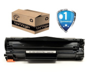 UniVirgin Compatible CE278A / CRG 128 Toner Cartridge Replacement for Hewlett Packard CE278A (HP 78A) and Canon 128