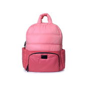 7AM Enfant Brooklyn Bag, Pink/Candy