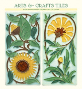 Motawi/Arts & Crafts Tiles2018 Wall Calendar