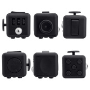 Generic Fidget Cube Relieves Stress And Anxiety for Children and Adults Anxiety Attention Toy