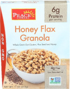 Peace Cereal, Honey Flax, 330ml