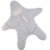 Detective Dizzy Cute Starfish Baby Sleeping Bag for 0-1 Year