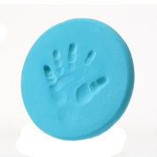 Zolimx Milazer Baby Kids Handprint Footprint Fingerprint Imprint Casting Air Drying Soft Clay Baby Gift For Baby Registry