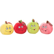 Drasawee Lovely Small Soft Toy Plush Stuffed Dolls For Children Apple