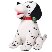 Drasawee Large Super Cute Soft Spotted Dog Toy Plush Stuffed Animals Dolls For Kids 65CM