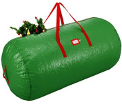 Zober Extra Large Christmas Tree Bag - Artificial Christmas Tree Storage for Trees up to 2.7m Tall with High Performance Zipper - Also Accommodates Holiday Inflatables | 60 x 30 x 30