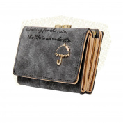NIBOX Women Holder Mini Wallet ID Case Purse Clutch Handbag