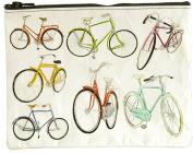Blue Q Bicycles Zipper Pouch