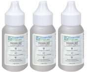 Treadmill Belt Lubricant (3 PACK), 100% Silicone Universal Treadmil Belt Lube, Made in USA By Essential Values
