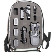 GBSELL Cool Hard Shell Carrying Backpack bag Case Waterproof Anti-Shock For DJI Mavic Pro