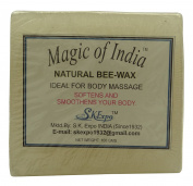 Magic Of India Natural Bee-Wax Handmade Soap For Soft & Smooth Skin - 100ml