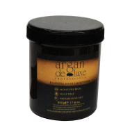 ARGAN DELUXE Hair Lightener Bleach Powder BLONDIE HAIR LIGHTENER 500g
