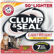 Arm & Hammer Clump and Seal Lightweight Multi-Cat Litter
