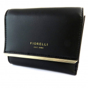 "Creative purse 'Fiorelli'black - 12x10x3 cm (4.72""x3.94""x1.18"")."