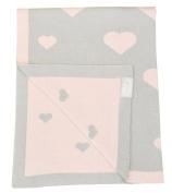 Shnuggle Cosy Blanket - Hearts