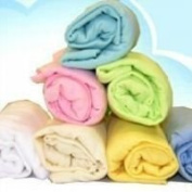 Looping Expandable Large Size Cotton Jersey Fitted Sheet 140 x 70 cm