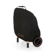 Carrying Bag for Stroller Shopper ICOO Acrobat - Black