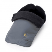 Out n About Footmuff Steel Grey