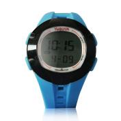 Yuboya Multi-functional Waterproof Sport Watch Alarm with Backlit Digital3D Calorie Wrist Pedometer Watch With High-grade PU Watchband, With 6 Mode-- Pedometer Mode; Stopwatch Mode; Date & Time Mode ; Accumulate Data Mode; Alarm Mode; Data Memory Mode  ..