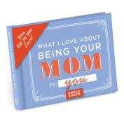 What I l Love About Being Your Mom Fill in the Love Journal