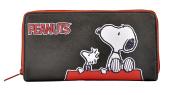 Coriex P93268 Ne Snoopy Purse - Black