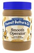 Peanut Butter & Co. Peanut Butter, Smooth Operator, 470ml Jars