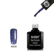 Bluesky Starstruck Collection - 80636 Starry Sapphire UV LED Gel Soak off Nail Polish 10ml
