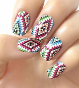 Authentic Incoco Nail Polish 16 Double-ended Strips By It's a Nail - Good Times by It's a Nail