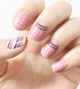 100% Authentic Incoco Nail Polish 16 Double-ended Strips By It's a Nail - Pretty by It's a Nail
