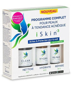 iSkin3 Complete Programme Acne Prone Skins