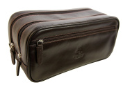 Visconti Toiletry Bag marron