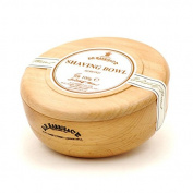 D.R. Harris Almond Shaving Soap Beech Bowl
